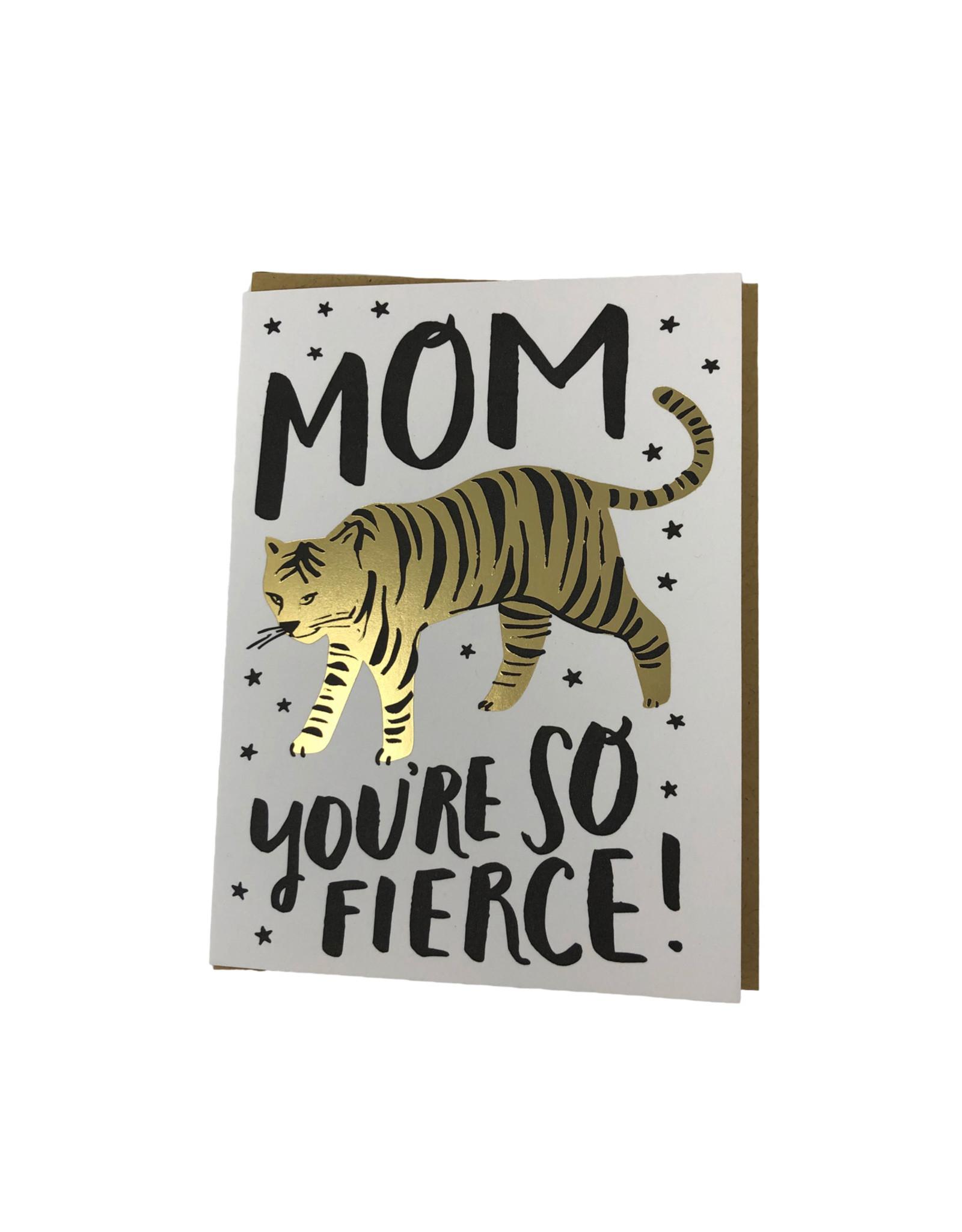 Egg Press Fierce Tiger Mom