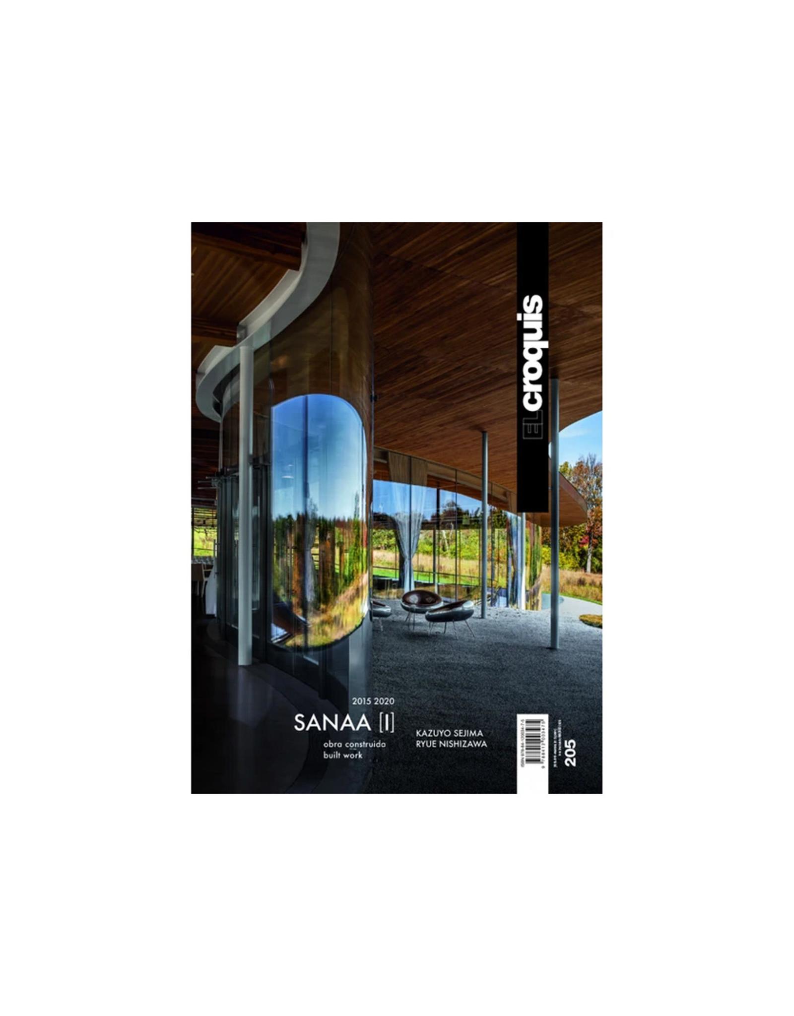 El Croquis 205: Sanaa (2015-2020)