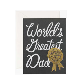 Rifle Paper Co. World's Greatest Dad Card