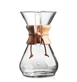 Chemex Classic Coffee Maker, 8 Cup