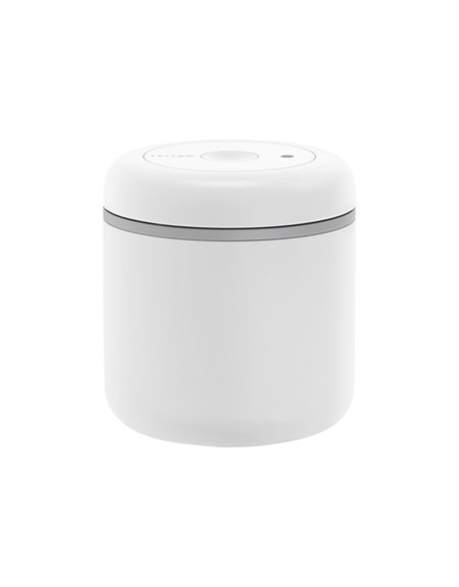 Fellow Atmos Vacuum Canister, White 0.7L