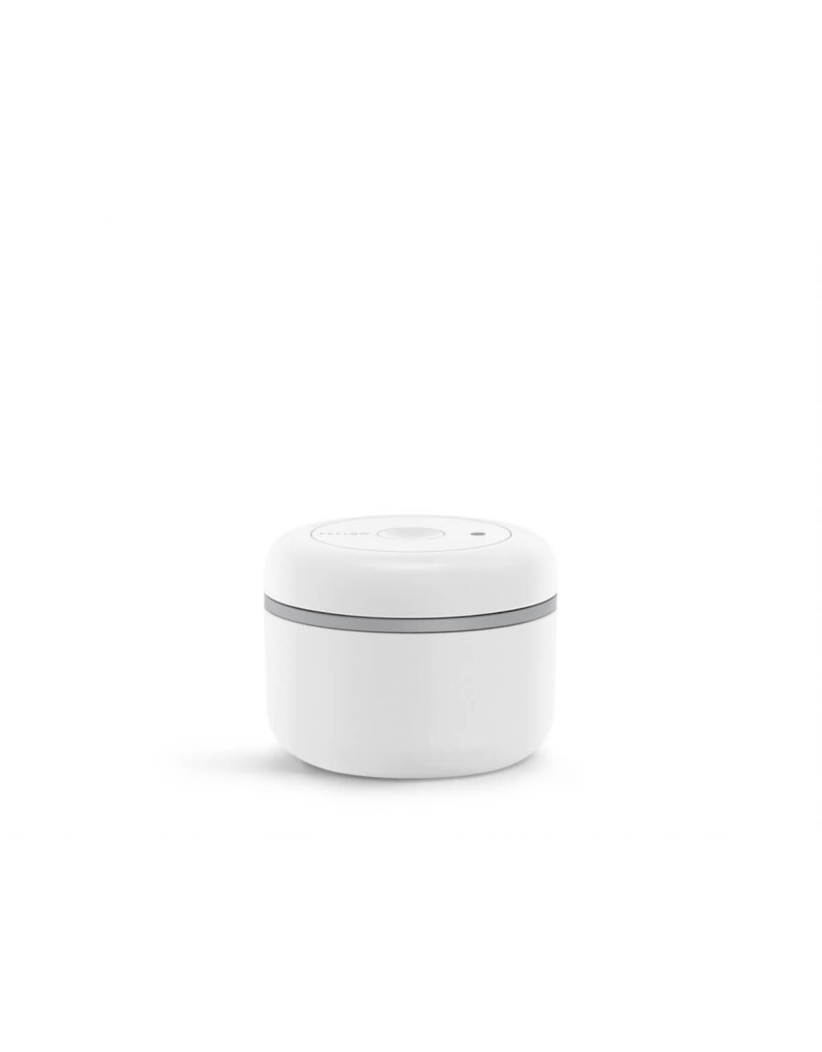 Fellow Atmos Vacuum Canister, White 0.4 L