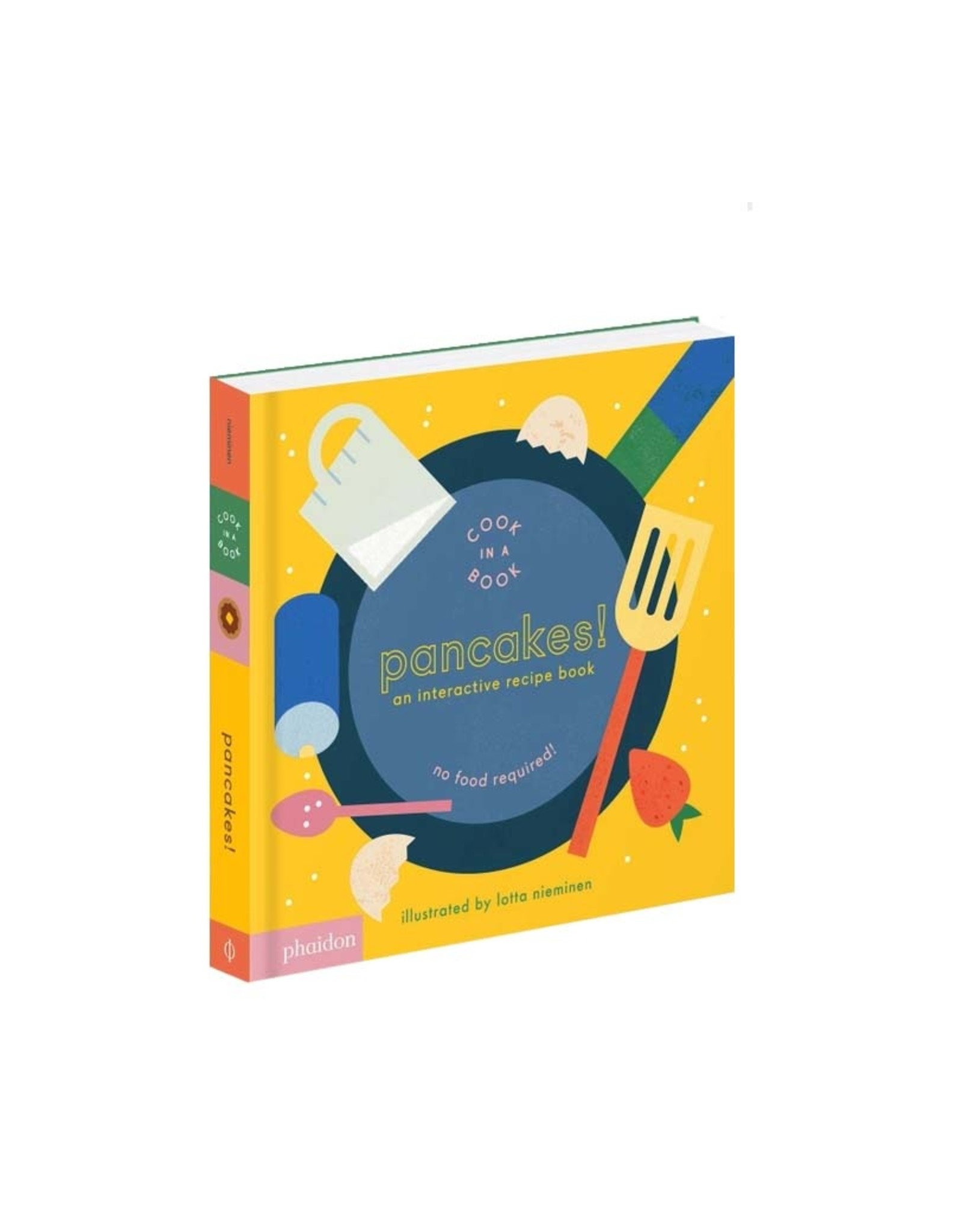 Pancakes! An Interactive Recipe Book (Cook In a Book)