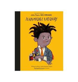 Little People Big Dreams, Jean-Michel Basquiat
