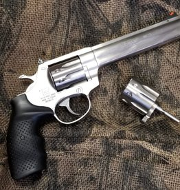 "ALFA PROJECT ALFA 2361 22WIN / 22LR 6"" STAINLESS REVOLVER"