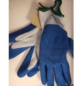 G. HJUKSTROM GH FISH GRIP GLOVE LRG BLUE/GREEN