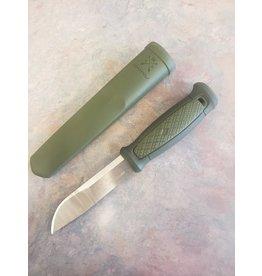 MORAKNIL MORA KANSBOL FIXED KNIFE W/ SHTH
