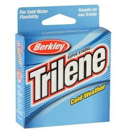 BERKLEY BERKLEY TRILENE SUPER STRONG COLD WEATHER FISHING LINE