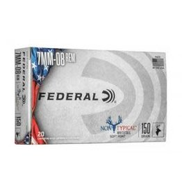 FEDERAL FED NON TYPICAL