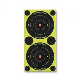 "BWC SHOOT-N-C 3"" TARGETS 36PK"