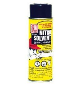 G96 G96 NITRO SOLVENT 6oz SPRAY CAN