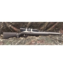RUGER USED RUG 10/22 22LR SEMI AUTO  W/ SCOPE