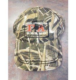 FA MAX-4 BALL CAP HAT