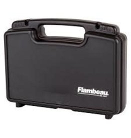 "FLAMBEAU FLAM 14"" PISTOL CASE BLACK PLASTIC"
