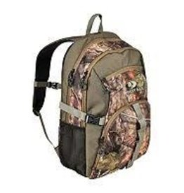 HQ OUTFITTERS HQ DAYPACK 23L BACKPACK GREEN/MO BUC