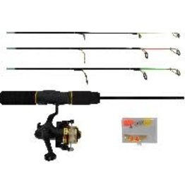 HI TECH HIT 3-IN-1 ICE ROD COMBO SYSTEM