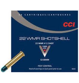 CCI CCI 22WMR 52GR #12SHT