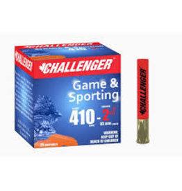 CHALLENGER CHAL GAME & SPORTING single 410GA