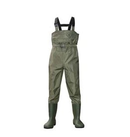 G. HJUKSTROM GH CHEST WADERS GREEN