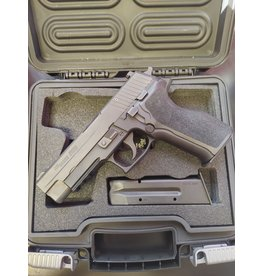 SIG SAUER USED SIG P226 NITRON 9MM CONTRAST SIGHTS BLACK