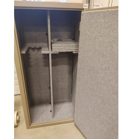 HQ OUTFITTERS HQ 22 GUN ELECTIC SAFE FLAT DARK EARTH