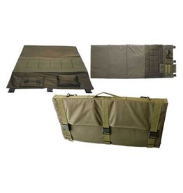 """OUS PEACE KEEPER OUS TACTICAL SHOOTING MAT OD GREEN 36""""X81.5"""""""