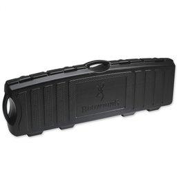 BROWNING BROWNING BRUISER DOUBLE GUN CASE HARD PLASTIC W/ WHEELS
