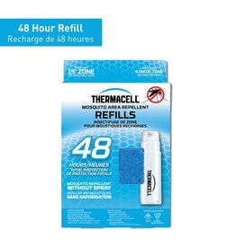 THERMACELL THERM 48HR REFILL KIT