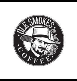 OLE SMOKES COFFEE OSC COFFEE BEANS 12oz