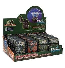EAGLE TORCH EAGLE MOSSY OAK LIGHTER ASST