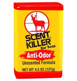 WILDLIFE RESEARCH CENTER WRC SCENT KILLER BAR SOAP ANTI-ODOR