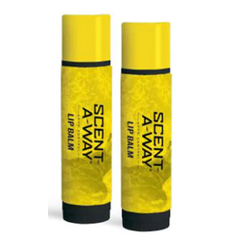 HUNTER SPECIALTY SCENT-A-WAY LIP BALM MAX 2PK