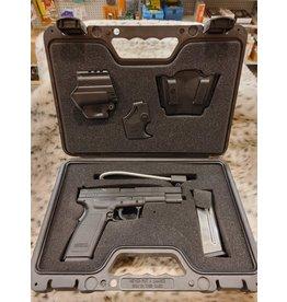 SPRINGFIELD USED SPRINGFIELD XD-45 45ACP BLACK SEMI W/ ORIGINAL CASE