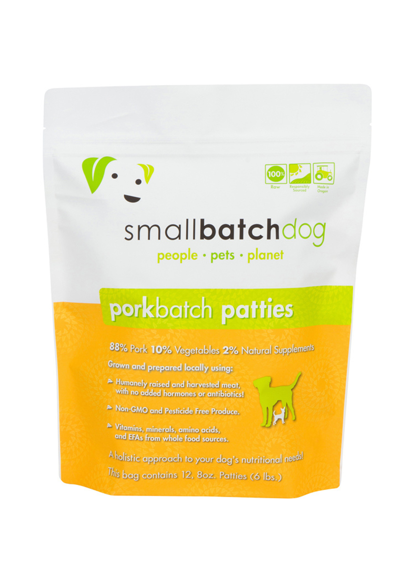 SMALL BATCH Small Batch Dog PorkBatch