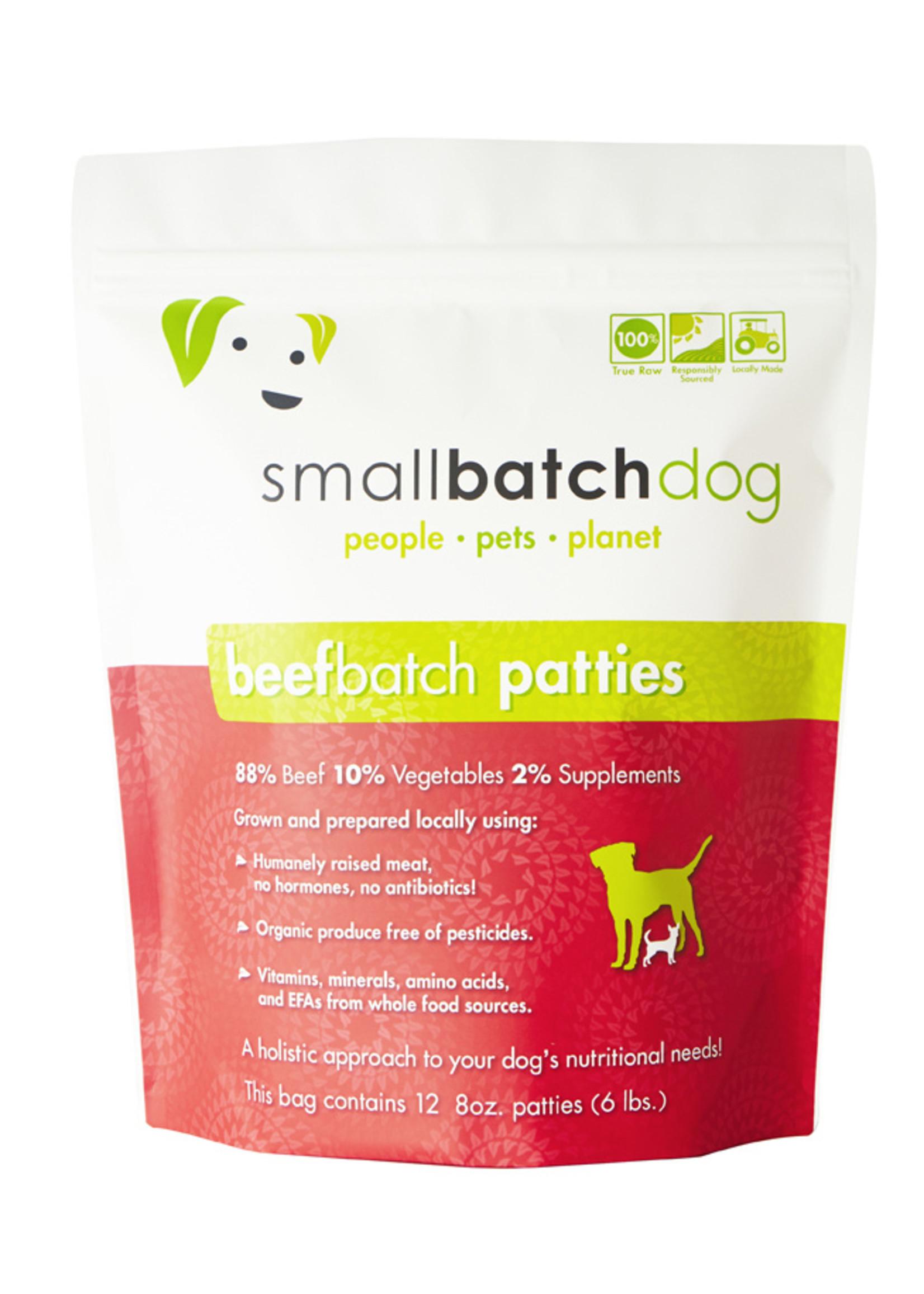 SMALL BATCH Small Batch Dog BeefBatch