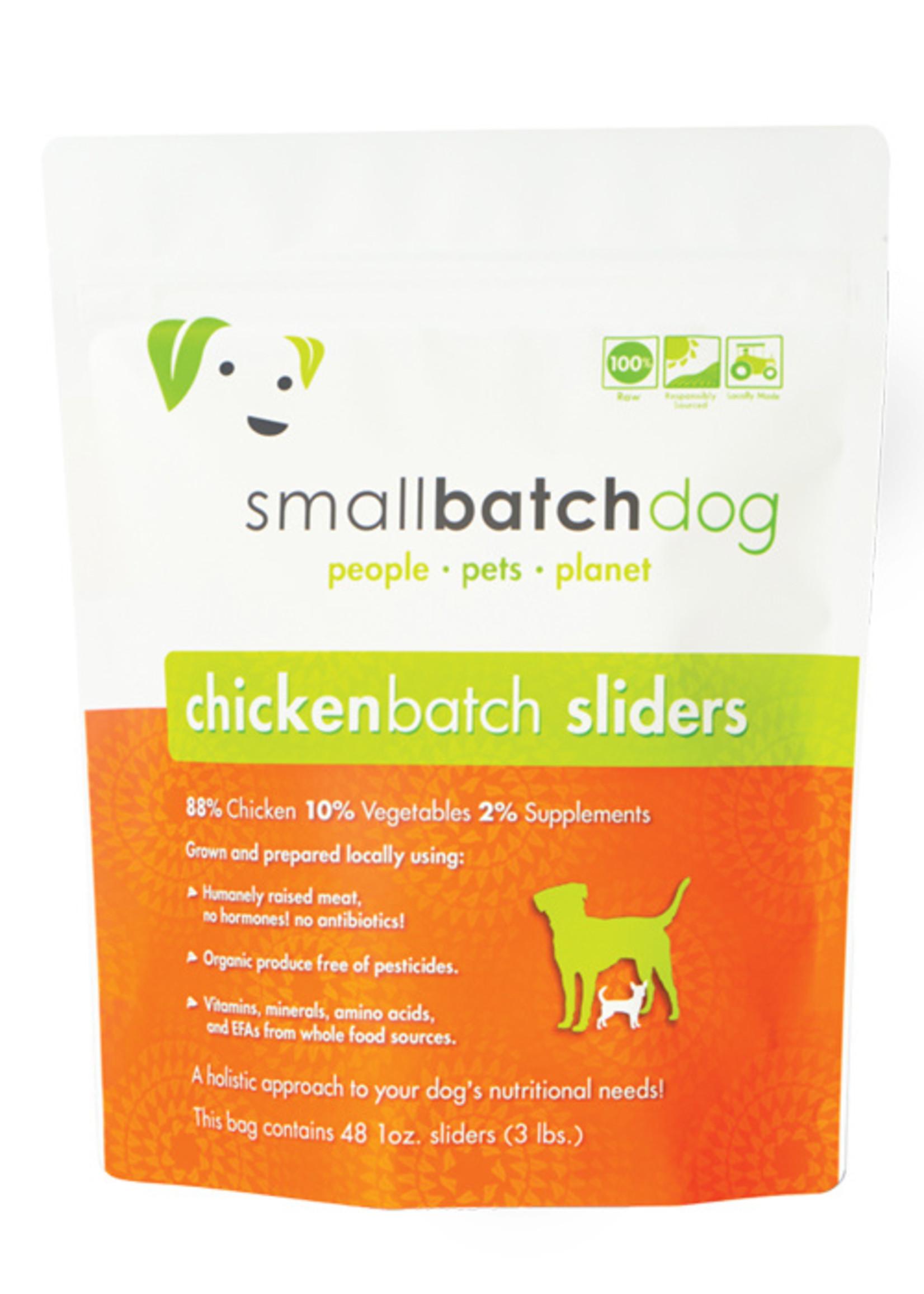 SMALL BATCH Small Batch Dog ChickenBatch