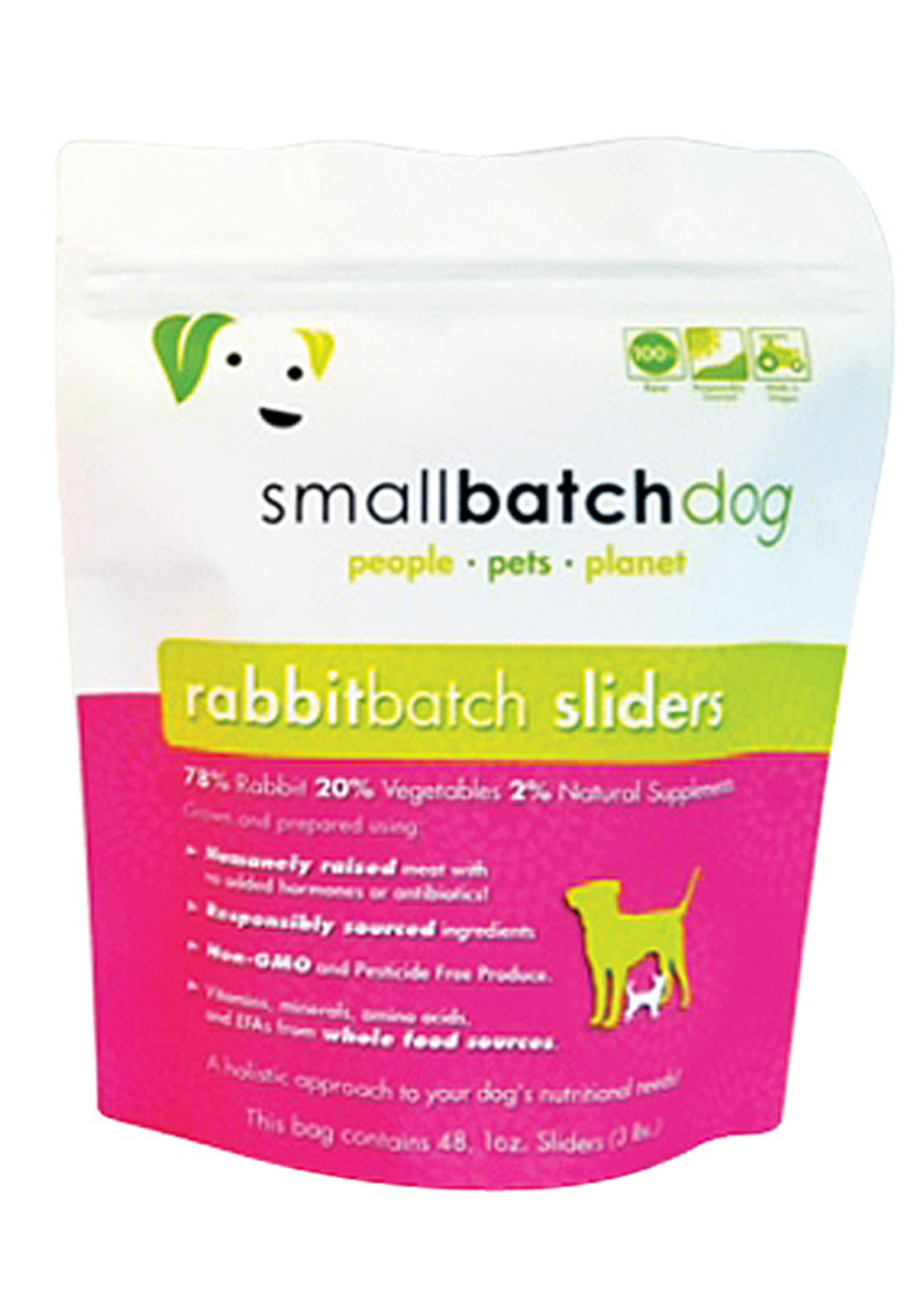 SMALL BATCH Small Batch Dog RabbitBatch