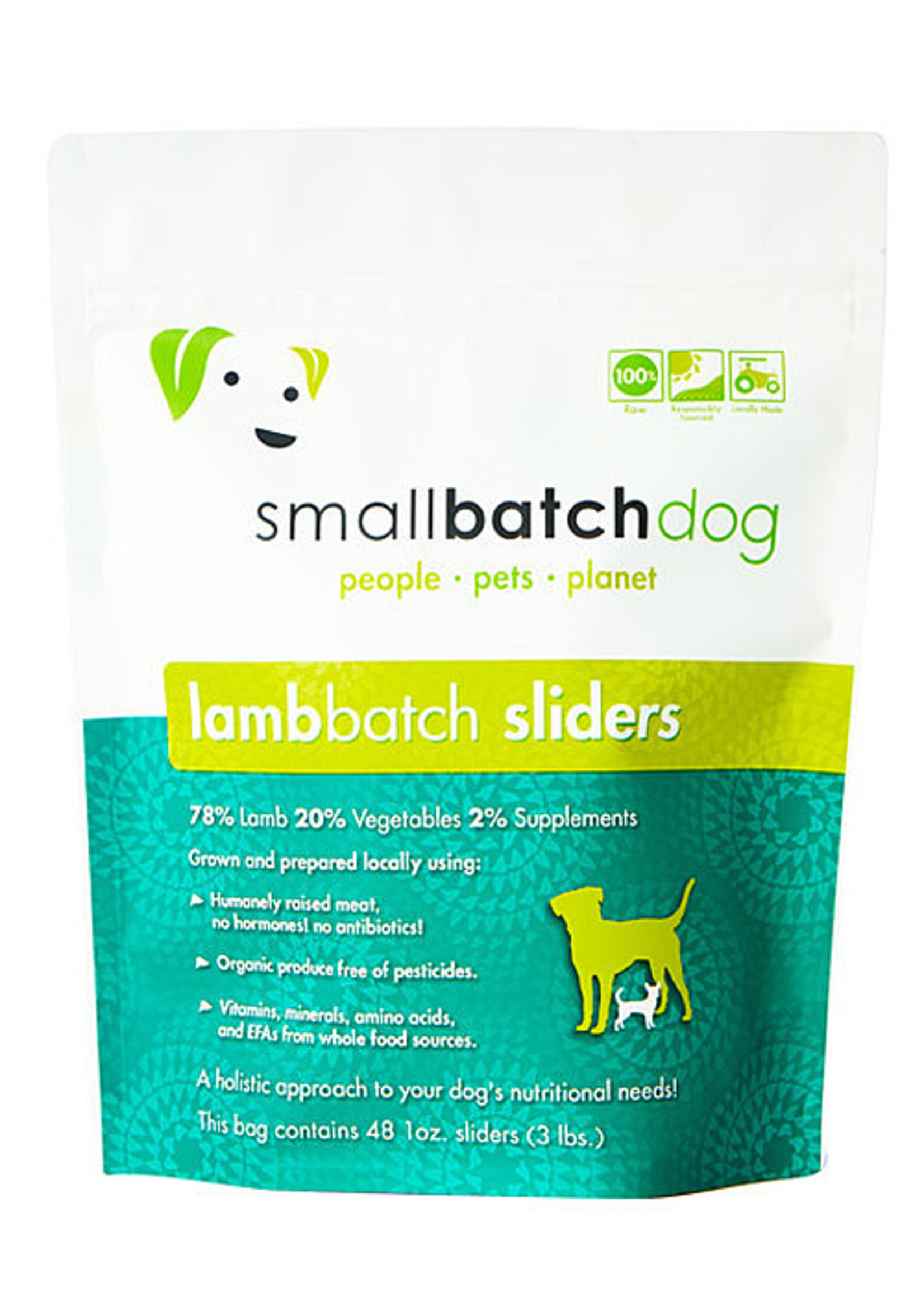 SMALL BATCH Small Batch Dog LambBatch