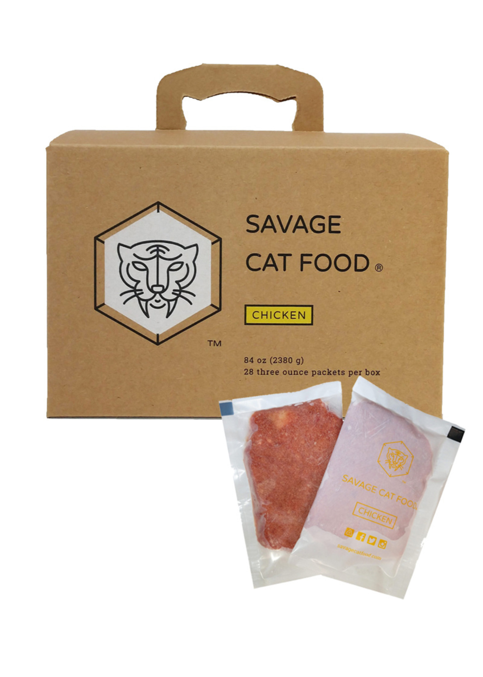 SAVAGE CAT Savage Cat Chicken
