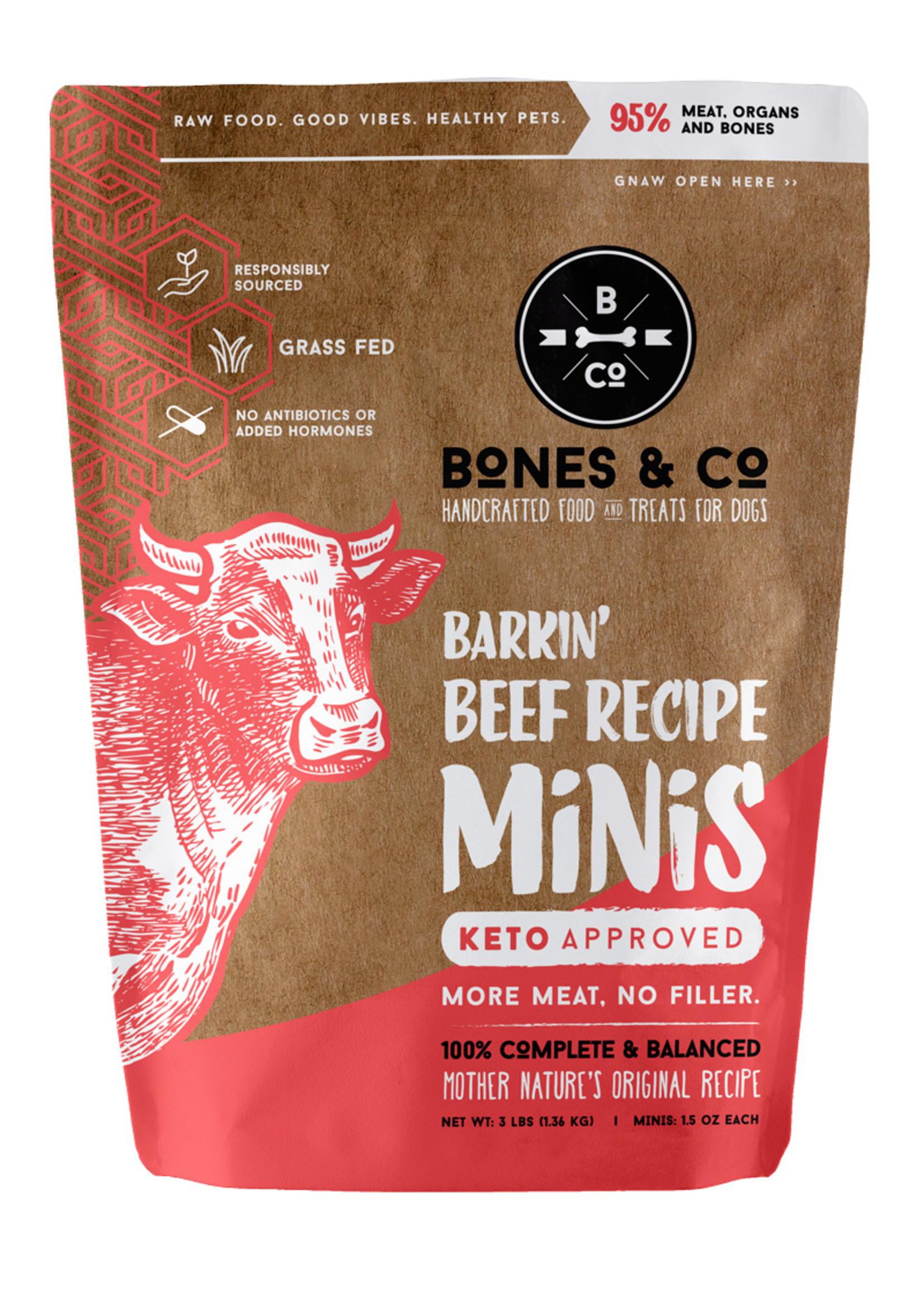BONES & CO Bones & Co Barkin' Beef Recipe
