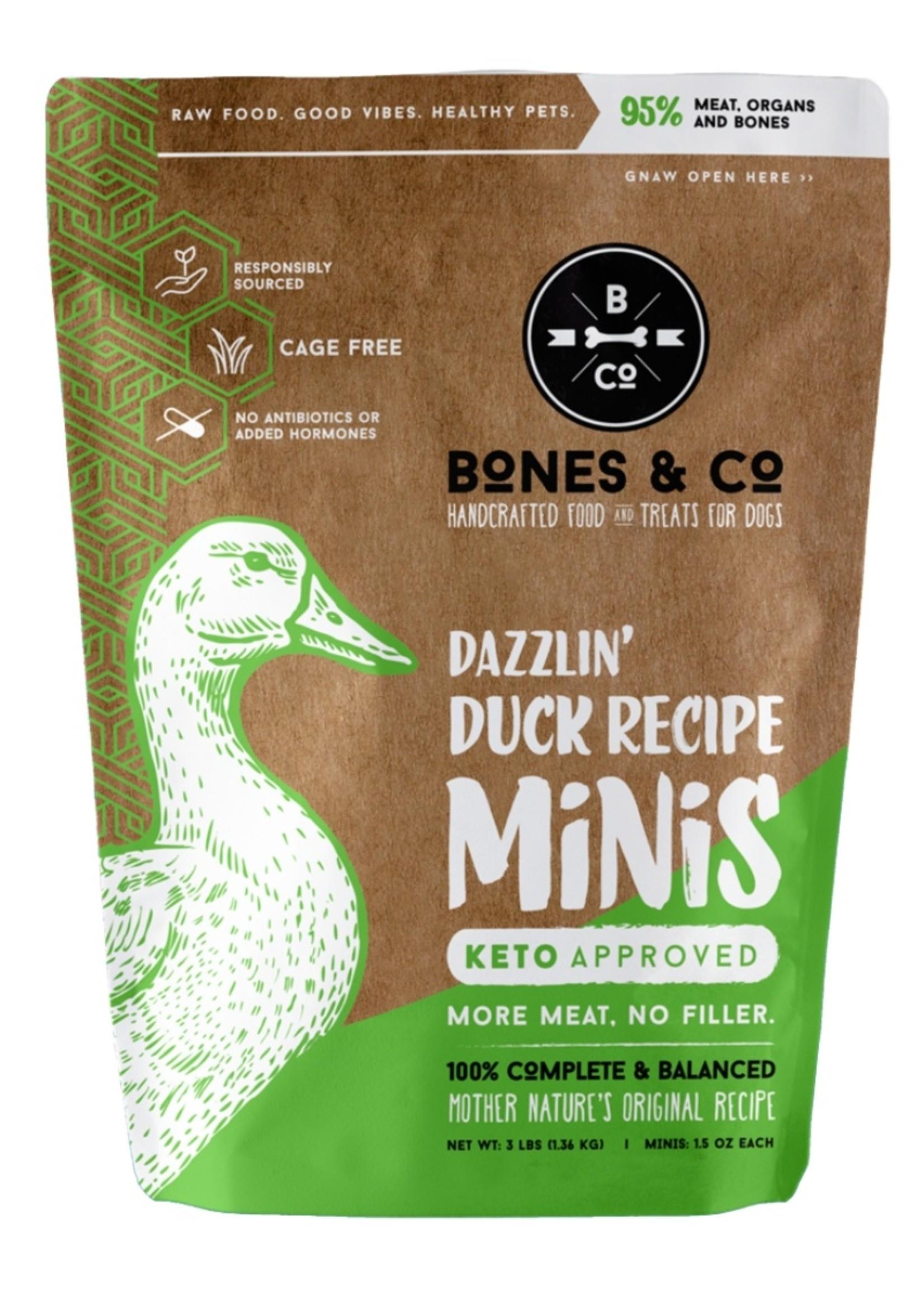 BONES & CO Bones & Co Dazzlin' Duck Recipe