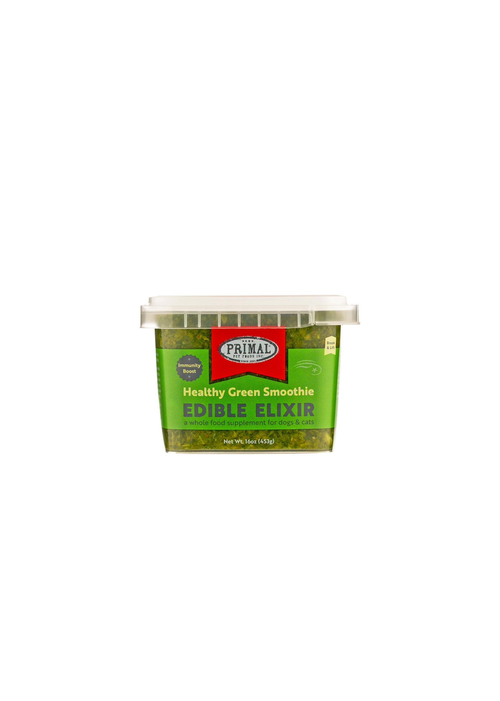 PRIMAL PET FOODS Primal Elixir Healthy Greens 16 oz.