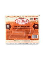 PRIMAL PET FOODS PRIMAL RAW BEEF MARROW BONE, 1 PACK