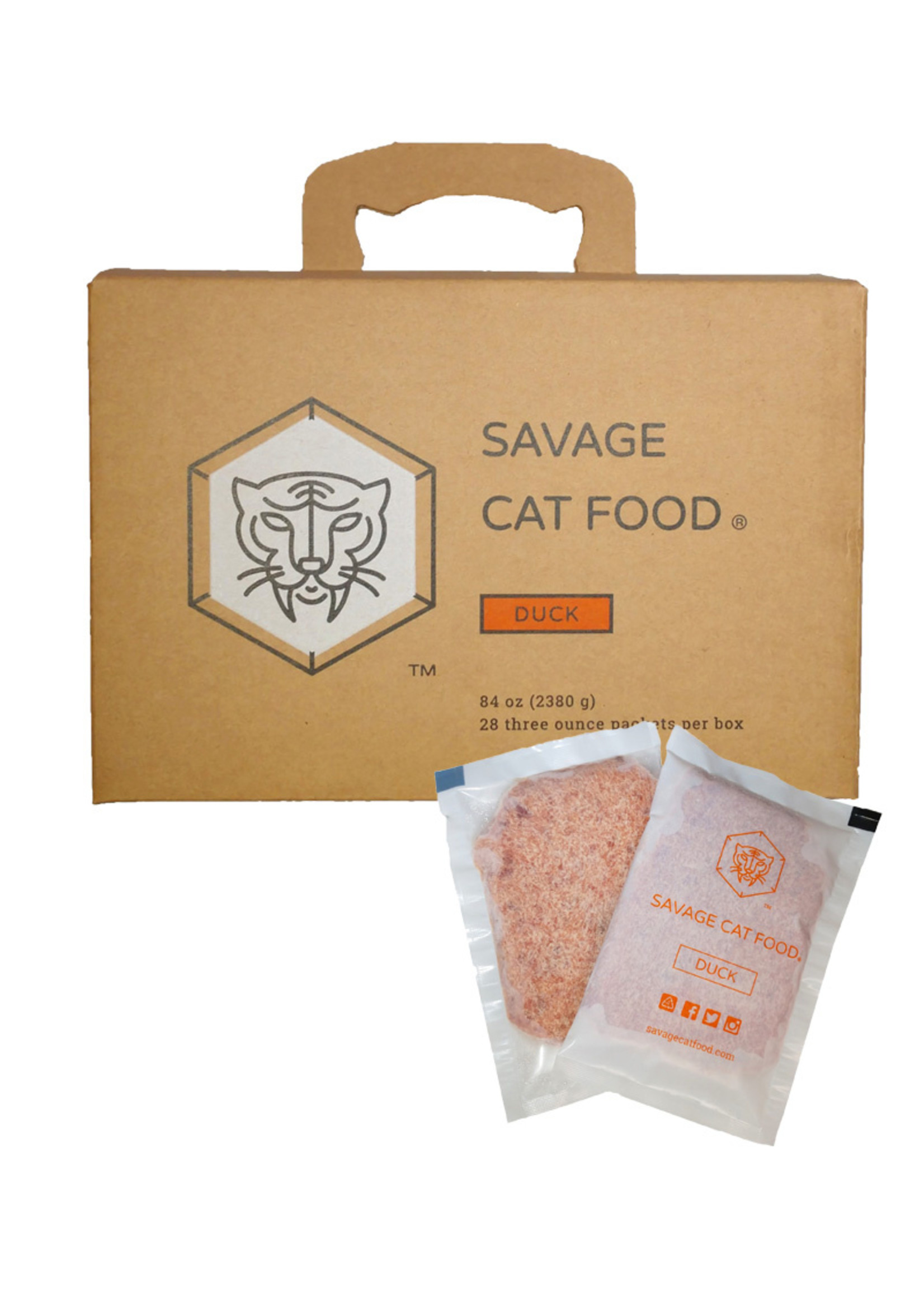 SAVAGE CAT Savage Cat Duck