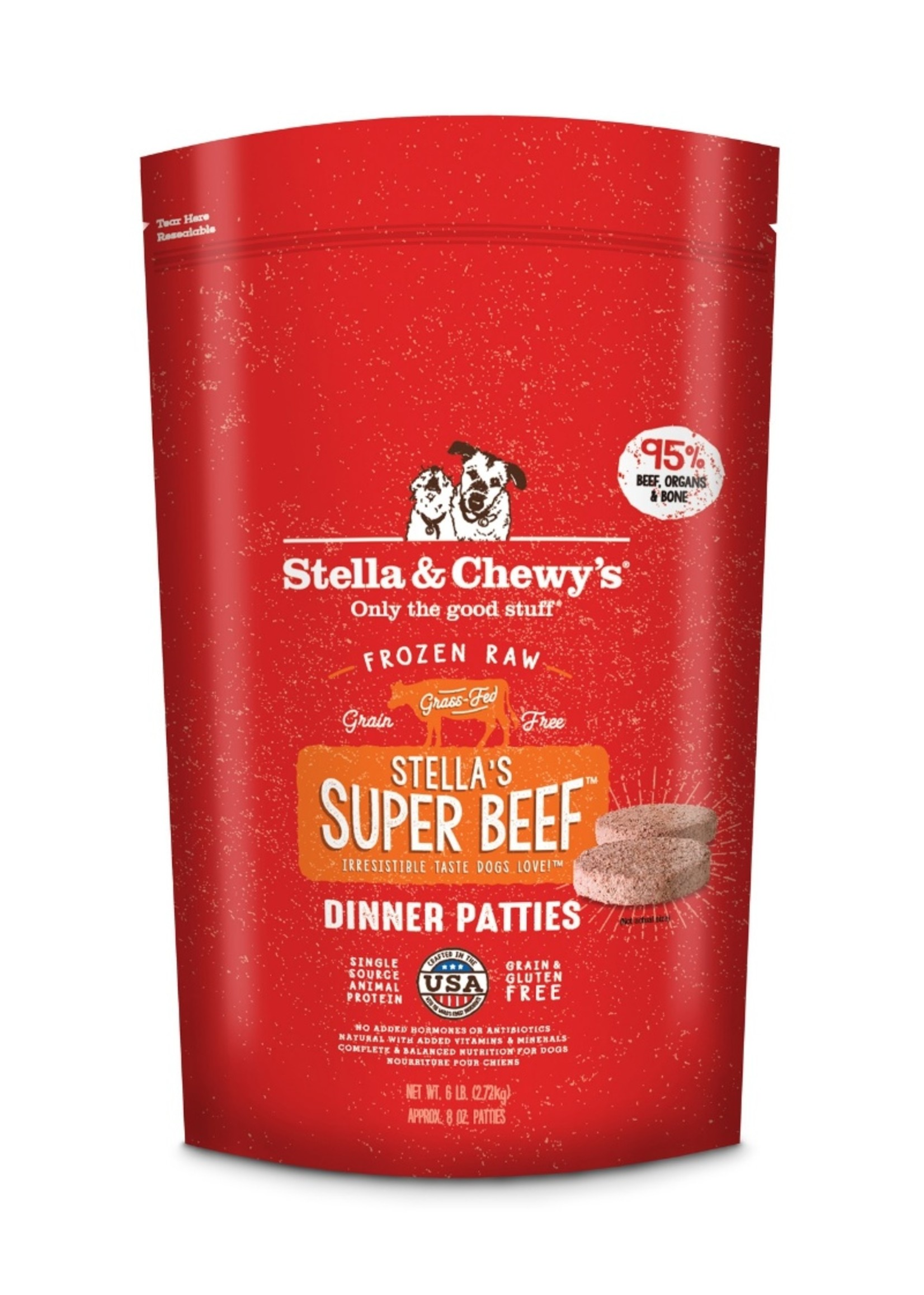 STELLA & CHEWY'S Stella & Chewy's Super Beef