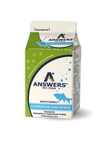 ANSWERS ANSWERS FERMENTED FISH STOCK