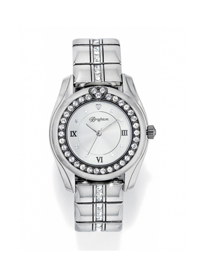 BRIGHTON DANA POINT SILVER WATCH