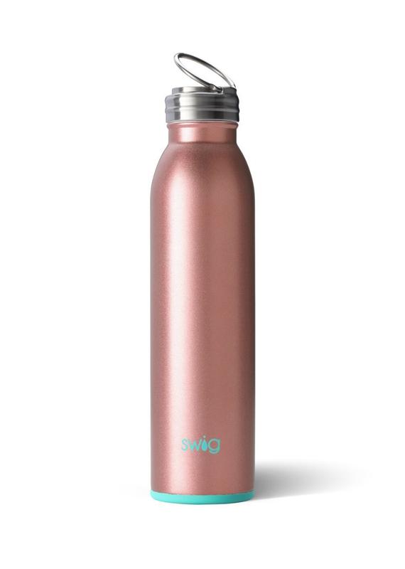 SWIG Shimmer Rose Bottle  (20 OZ)
