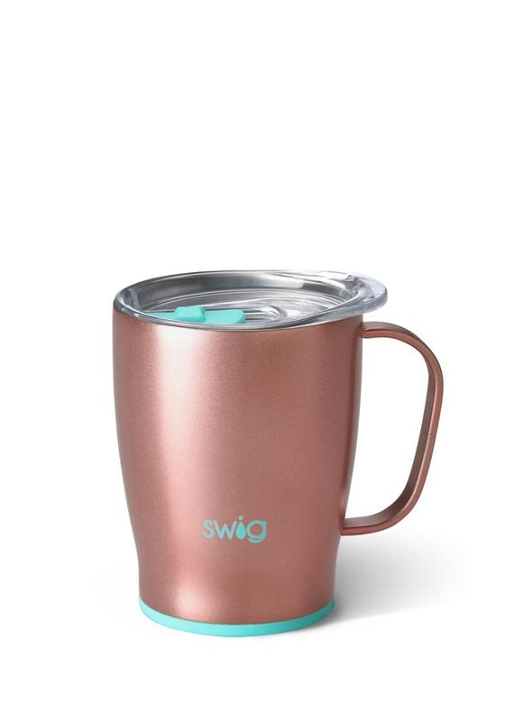 SWIG Shimmer Rose Cup  (18 OZ)