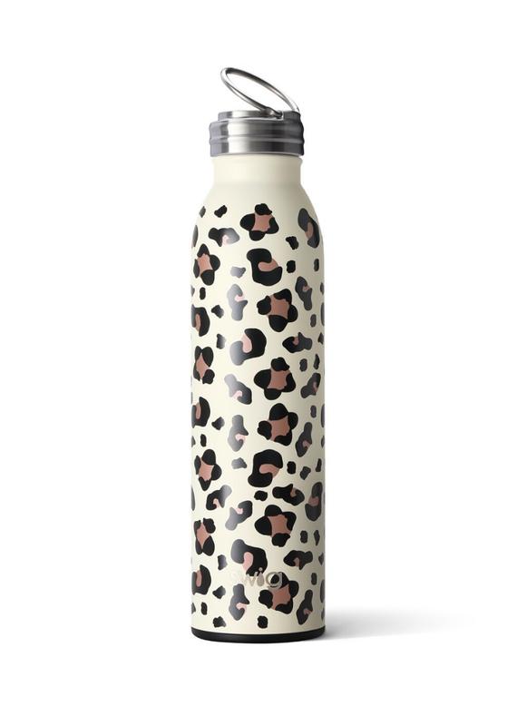 SWIG Luxy Leopard Bottle (20 0Z)